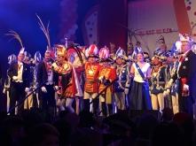 Karnevalssitzung bei der Großen Karnevalsgesellschaft