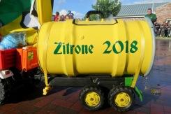 Gilde 2108 Zitronenübergabe von Thomas